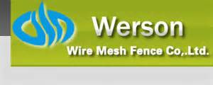 Werson Wire Mesh Fence Co,.Ltd.